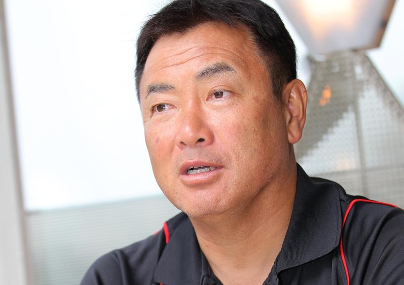 元トライアスリート、トライアスロン日本代表監督