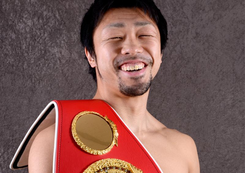 プロボクサー、WBA世界ミニマム級王者、WBC世界フライ級王者、IBF世界ライトフライ級王者